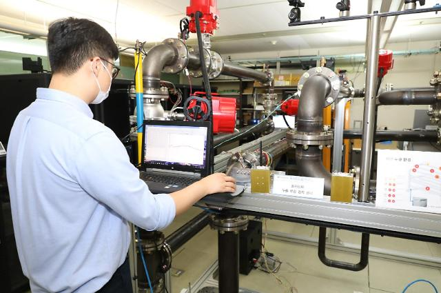 Smart diagnostic system developed by research bodies to detect fine leaks in pipes