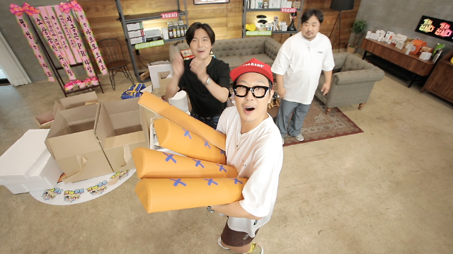 개그맨 하하, 소상공인 제품 홍보 나서...하하마트·가치삽시다TV 출연