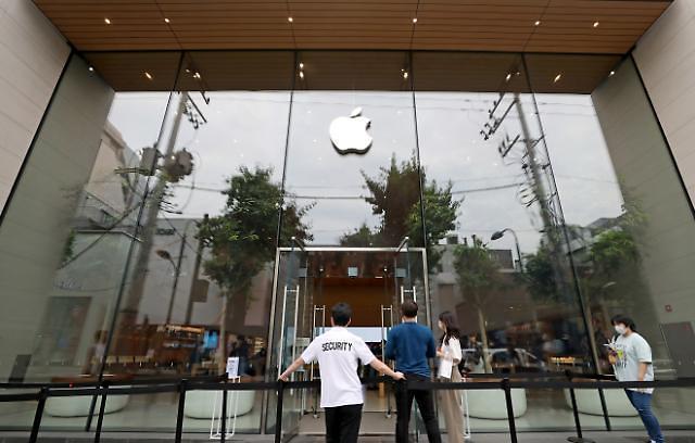 """""""갑질 시정하겠습니다""""… 애플, 1000억원 규모 상생안 내놨다"""