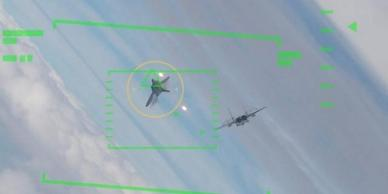 AI와 공중전 5:0패... 美공군 F-16 탑건 훈련·전략 소용없었다
