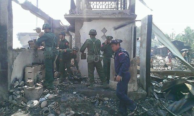 [NNA] 미얀마 판롱회의 폐막... 수치 고문, 성과를 강조