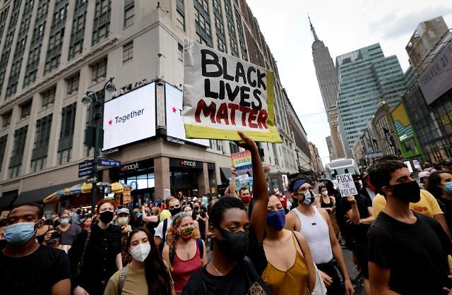제2의 플로이드 시위?…바짝 긴장하는 공화당