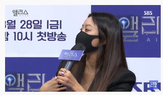 """[현장] 앨리스 김희선 """"감독-배우-각본 3가지 모두 완벽"""""""