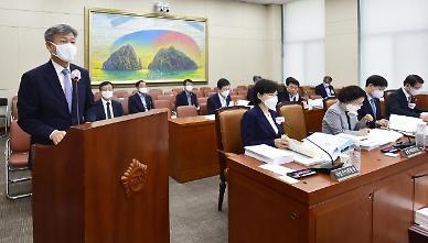 박삼득 보훈처장 김원웅에 구두 경고했다...국민 통합 저해 우려
