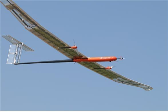 S. Korean aircraft maker succeeds in 53-hour test flight of solar-powered UAV