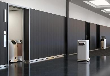 Hyundai Glovis jumps into indoor robot delivery service