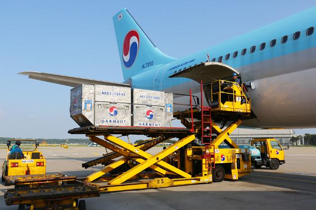 Korean Air awaits approval to remove passenger plane seats for cargo transportation