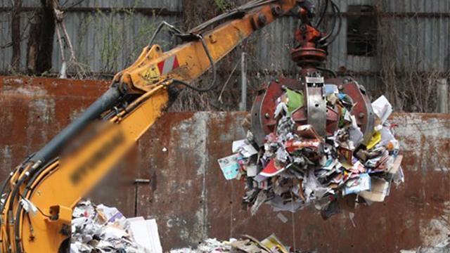 中 고체폐기물 수입 거부, '제2의 재활용쓰레기' 대란 우려↑