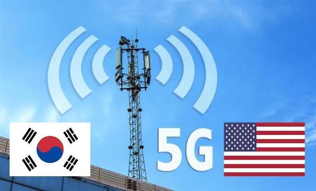 韓‧美 서로 다른 주파수 전략…'5G 이용 시간'에서 명암 갈렸다