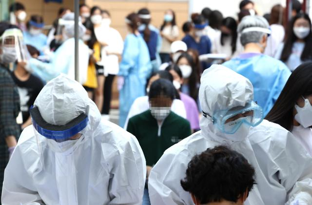 """首都圈实施""""准禁足""""措施韩政府呼吁民众配合疫情防控"""