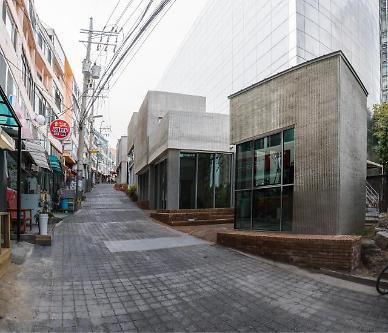 50년 된 무허가 판자창고 지역명소 재탄생…서울로7017과 연결