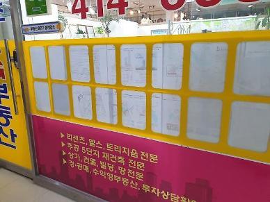 [임대차법 시행 1개월-르포] 서울·세종 한달만에 1억씩↑…보증금·월세 모두다 올랐다