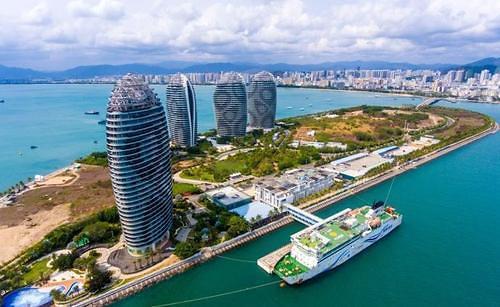 中 하이난성, 자유무역항 개발 가속페달… 한국 기업도 관심