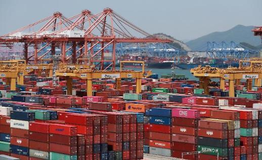全经联:新冠疫情后韩国对华出口依赖度加大