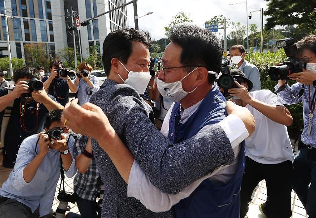 [슬라이드 화보] 전교조 합법화 길 다시 열렸다