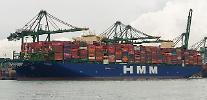 HMM、黒字転換に続き 海外港湾ターミナルの確保