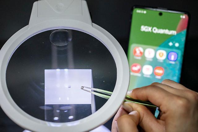 SK텔레콤의 양자암호통신 기술 2건, 세계 표준으로 예비 승인