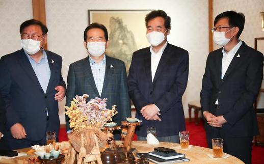 韩国党政青敲定向弱势群体优先发放第二轮灾害补助