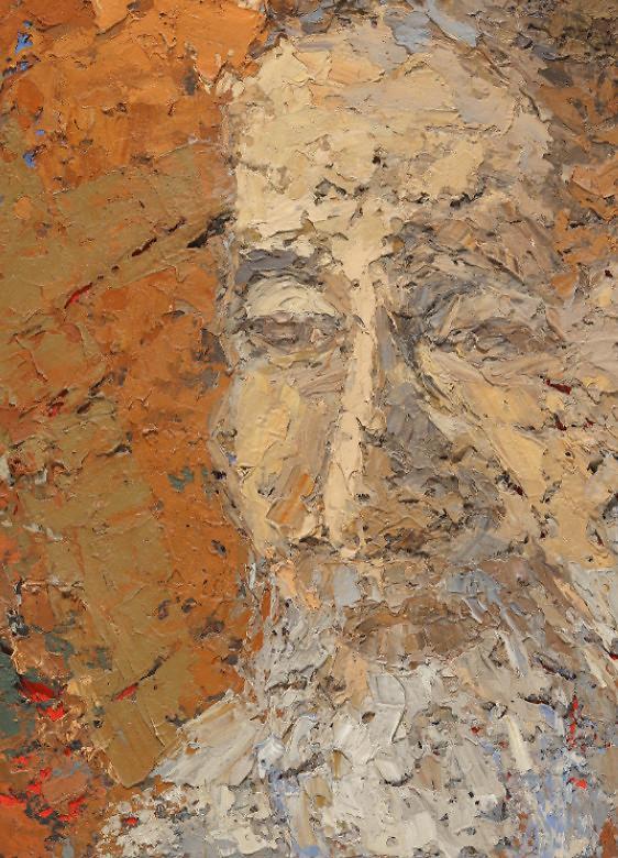 [얼나의 성자 다석 류영모(64)] 한글 속에 하느님 있다, 류영모는 우리 말글의 성자