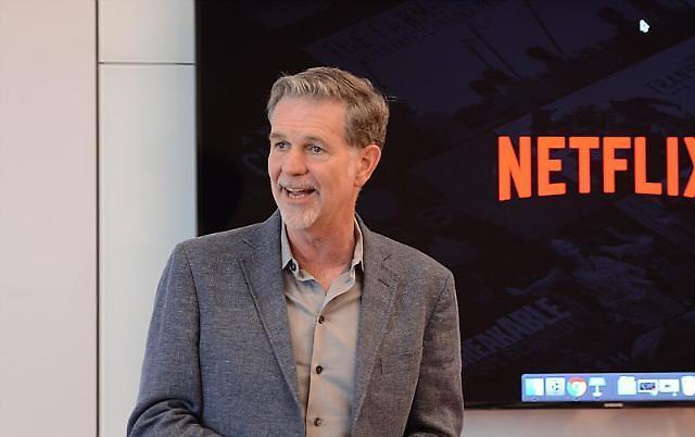 """""""무규칙이 넷플릭스의 규칙""""... 헤이스팅스 CEO, 성공 비결은 최고급 인재"""