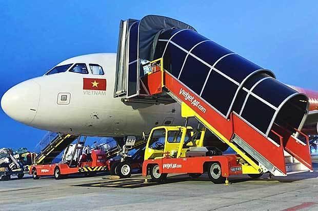 [NNA] 비엣젯, 하노이 공항에서 하역업무 등 개시
