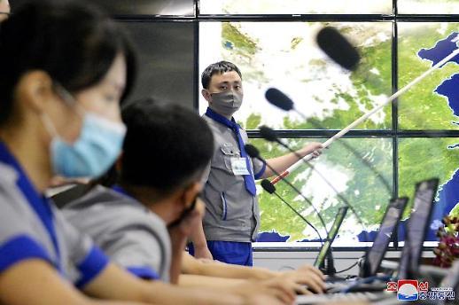 朝鲜气象厅加强指挥调度