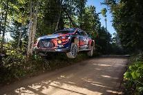 現代自のワールドラリーチーム、「2020 WRC」エストニアラリー優勝