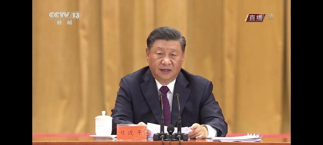 """시진핑 """"코로나 투쟁 승리했다""""…체제우위 강조, 서방세계 자극"""