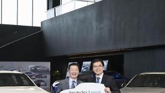 Các nền tảng dịch vụ chia sẻ ô tô lớn tại Hàn Quốc mở rộng thị phần với các bước kiểm dịch đầu tiên