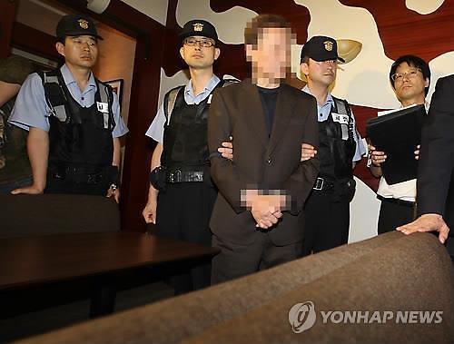 '함바왕' 유상봉 부자·윤상현 보좌관, 선거법 위반 구속 여부 이르면 오늘 결정