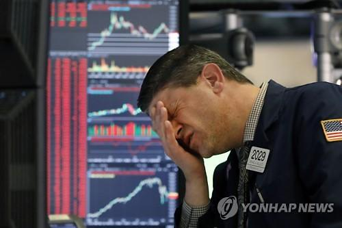 [뉴욕증시 마감] 와르르 무너진 테슬라 21% 폭락...나스닥 4.11%↓