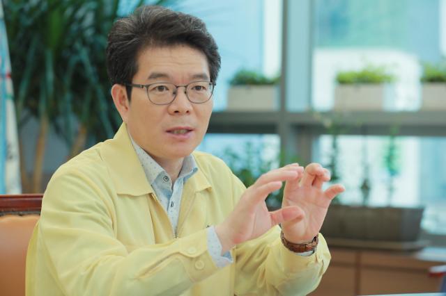 """[아주초대석]정원오 성동구청장 """"스마트포용도시, 포스트 코로나 선도"""""""