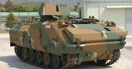 .S. Korean military to deploy new 120 mm self-propelled mortar system .