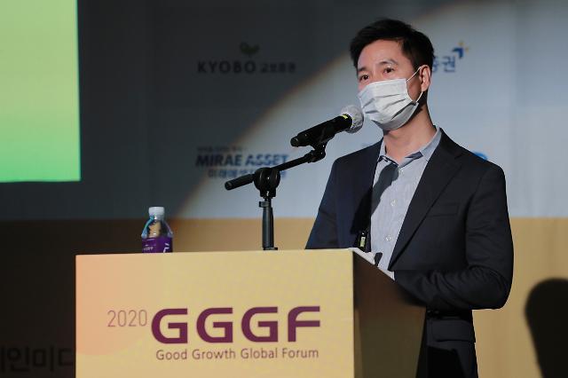 "[2020 GGGF] 조용완 SAP 디지털플랫폼 본부장 ""GM 넘은 테슬라, 데이터 분석·활용에 답 있다"""