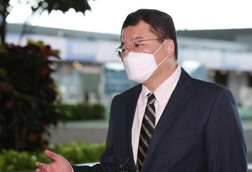 韩副外长崔钟建启程赴美 将会晤美副国务卿