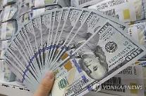 ウォン・ドル為替レートの下落が続き・・・1185ウォン台維持