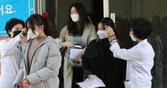 """渐渐活成""""孤岛"""" 疫情下在韩留学生还好么?"""