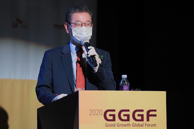 "[2020 GGGF] 김용진 교수 ""기술 개발 보다 개별고객 문제해결이 기업 성공의 열쇠"""