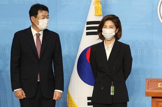 """""""文, 근자감"""" 질문 김예령, 국민의힘 대변인에 임명"""