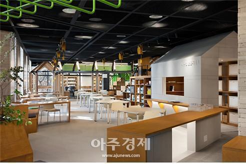 아이들 위한 도서관 '우주로 1216', 대한민국 공간문화대상 대상 수상