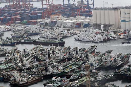 韩9月前十天出口同比减少0.2%