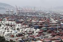 9月1~10日 の前年比輸出0.2%↓・・・一日平均11.9%↓