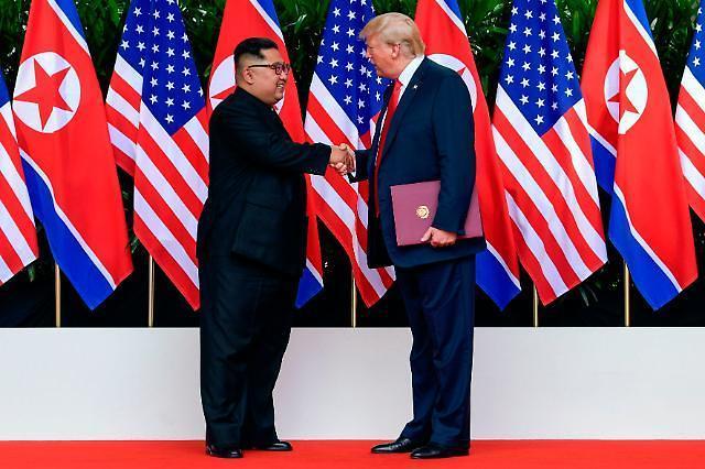 """""""트럼프, 북한과 전쟁 직전까지도...지금은 김정은과 좋은 관계"""""""