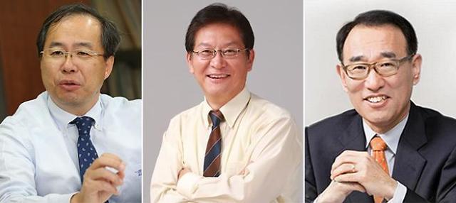 카이스트 교수협의회, 차기 총장 후보 김정호·이혁모·임용택 선정