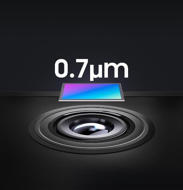 삼성전자, 업계 최초 0.7μm 초소형 이미지센서 라인업 구축