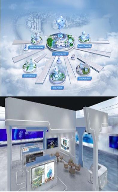 부산 스마트 시티 3D가상전시관 온라인으로 선보여...