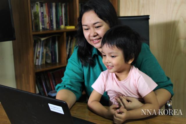 【나의 재택 라이프】 미얀마 여성(38)의 생활