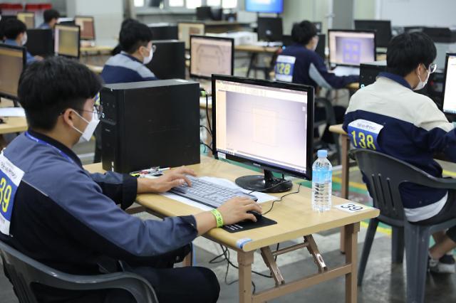 삼성전자, 인재제일 정신 따라 14년째 전국기능경기대회 후원