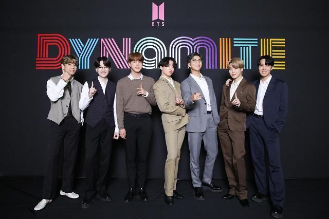 BTS, 빌보드 핫차트100 3주 연속 최상위권 소식에 관련주 넷마블-초록뱀 상승세