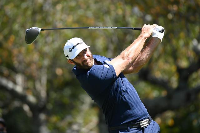 PGA투어 올해의 선수는 존슨…신인상은 코로나 확진된 셰플러